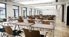 """Sala konferencyjna na 60 osób, Pogorzelica, w obiekcie Ośrodek Szkoleniowo - Wypoczynkowy """"BAŻYNA"""" w Pogorzelicy"""