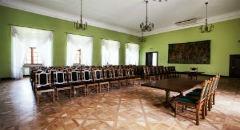Sala konferencyjna na 180 osób, Krasiczyn, w obiekcie Zespół Zamkowo – Parkowy w Krasiczynie