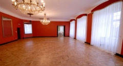 Sala konferencyjna na 80 osób, Krasiczyn, w obiekcie Zespół Zamkowo – Parkowy w Krasiczynie
