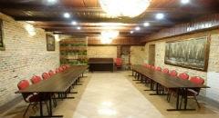 Sala konferencyjna na 40 osób, Poznań, w obiekcie Gajowa 12 Restauracja w Hotelu Gaja