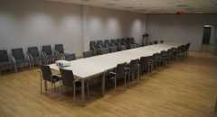 Sala konferencyjna na 65 osób, Poznań, w obiekcie Kompleks sportowo-rekreacyjny Termy Maltańskie