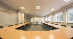 Sala konferencyjna na 35 osób, Smardzewice, w obiekcie INWEST SMARDZEWICE Ośrodek Szkoleniowo-Wypoczynkowy