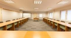 Sala konferencyjna na 50 osób, Smardzewice, w obiekcie INWEST SMARDZEWICE Ośrodek Szkoleniowo-Wypoczynkowy