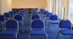 Sala konferencyjna na 60 osób, Warszawa, w obiekcie Obiekt hotelarski Patron