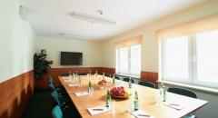 Sala konferencyjna na 12 osób, Warszawa, w obiekcie Obiekt hotelarski Patron