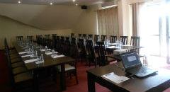 Sala konferencyjna na 200 osób, Góra Kalwaria, w obiekcie Hotel & Restauracja Podzamcze