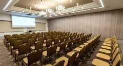 Sala konferencyjna na 140 osób, Chrusty, w obiekcie Kompleks Świętokrzyska Polana