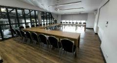 Sala konferencyjna na 60 osób, Uniejów, w obiekcie BROWAR WIATR