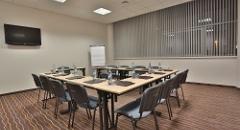 Sala konferencyjna na 30 osób, Kraków, w obiekcie InterHouse Hotel