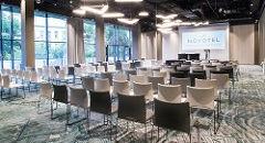 Sala konferencyjna na 250 osób, Poznań, w obiekcie Novotel Poznań Centrum
