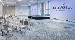 Sala konferencyjna na 300 osób, Poznań, w obiekcie Novotel Poznań Centrum