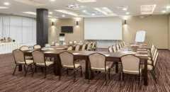 Sala konferencyjna na 90 osób, Siewierz, w obiekcie Hotel Natura Residence**** Business & SPA
