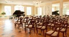 Sala konferencyjna na 110 osób, Turzno, w obiekcie Pałac w Turznie Hotel4**** & SPA