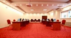 Sala konferencyjna na 50 osób, Sękocin Stary, w obiekcie Hotel Groman