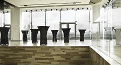 Sala konferencyjna na 200 osób, Warszawa, w obiekcie Centrum Konferencyjno-Biznesowe Restauracji Concept 13