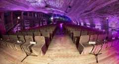 Sala konferencyjna na 540 osób, Bochnia, w obiekcie Kopalnia Soli Bochnia