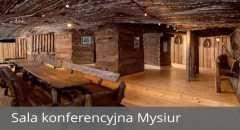 Sala konferencyjna na 30 osób, Bochnia, w obiekcie Kopalnia Soli Bochnia