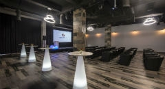 Sala konferencyjna na 250 osób, Warszawa, w obiekcie Hulakula