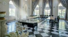 Sala konferencyjna na 90 osób, Krubki-Górki, w obiekcie Hotel Pałac Alexandrinum