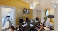 Sala konferencyjna na 8 osób, Krubki-Górki, w obiekcie Hotel Pałac Alexandrinum****