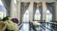 Sala konferencyjna na 600 osób, Krubki-Górki, w obiekcie Hotel Pałac Alexandrinum