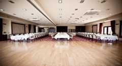 Sala konferencyjna na 185 osób, Kórnik, w obiekcie Hotel Rodan