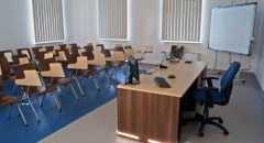 Sala konferencyjna na 35 osób, Kraków, w obiekcie EUROPEJSKIE CENTRUM KSZTAŁCENIA USTAWICZNEGO I MULTIMEDIALNEGO