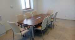 Sala konferencyjna na 8 osób, Kraków, w obiekcie EUROPEJSKIE CENTRUM KSZTAŁCENIA USTAWICZNEGO I MULTIMEDIALNEGO