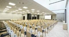 Sala konferencyjna na 120 osób, Toruń, w obiekcie Centrum Kulturalno-Kongresowe Jordanki