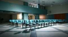 Sala konferencyjna na 427 osób, Szczyrk, w obiekcie Centrum Kongresów i Rekreacji Orle Gniazdo