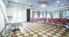 Sala konferencyjna na 80 osób, Srebrna Góra, w obiekcie HOTEL SREBRNA GÓRA