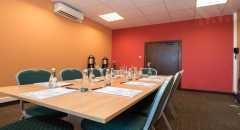 Sala konferencyjna na 10 osób, Czeladź, w obiekcie Hotel Szafran****