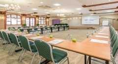 Sala konferencyjna na 180 osób, Czeladź, w obiekcie Hotel Szafran****