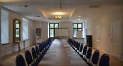 Sala konferencyjna na 100 osób, Gniewkowo, w obiekcie Pałac Wierzbiczany