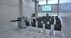 Sala konferencyjna na 60 osób, Opole, w obiekcie Centrum Wystawienniczo-Kongresowe