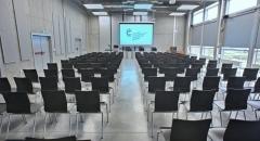 Sala konferencyjna na 145 osób, Opole, w obiekcie Centrum Wystawienniczo-Kongresowe