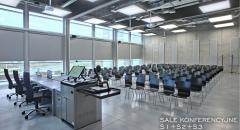 Sala konferencyjna na 220 osób, Opole, w obiekcie Centrum Wystawienniczo-Kongresowe