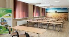 Sala konferencyjna na 120 osób, Barzkowice, w obiekcie Zachodniopomorski Ośrodek Doradztwa Rolniczego w Barzkowicach
