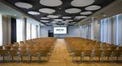Sala konferencyjna na 420 osób, Katowice, w obiekcie Hotel Park Inn by Radisson Katowice