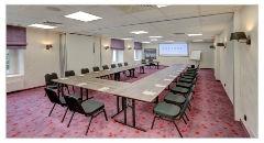 Sala konferencyjna na 30 osób, Góra Kalwaria, w obiekcie Koszary Arche Hotel