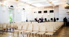 Sala konferencyjna na 30 osób, Warszawa, w obiekcie Centrum Prasowe Foksal