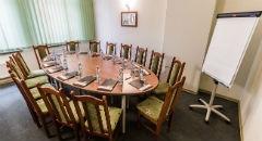 Sala konferencyjna na 15 osób, Szczecin, w obiekcie Hotel Rycerski