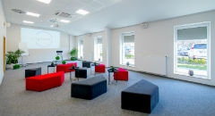 Sala konferencyjna na 63 osób, Warszawa, w obiekcie In1Place