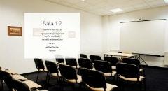 Sala konferencyjna na 40 osób, Krasnobród, w obiekcie Centrum Szkolenia i Rekreacji KRASNOBRÓD