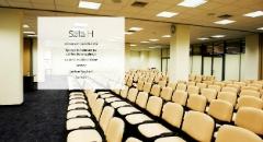 Sala konferencyjna na 100 osób, Krasnobród, w obiekcie Centrum Szkolenia i Rekreacji KRASNOBRÓD