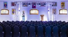 Sala konferencyjna na 56 osób, Leszno, w obiekcie HOTEL JULINEK*** - DUŻA ARENA
