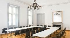 Sala lustrzana Pałacu Zamoyskich