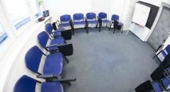 Sala konferencyjna na 15 osób, Warszawa, w obiekcie Lingua Nova
