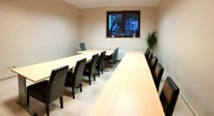 Sala konferencyjna na 15 osób, Kraków, w obiekcie os. Na Stoku 10B/U84