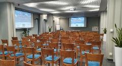 Sala konferencyjna na 200 osób, Kołobrzeg, w obiekcie Centrum Zdrowia i Relaksu VERANO Sp.z o.o.
